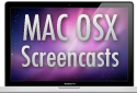 Mac OS X Screencasts