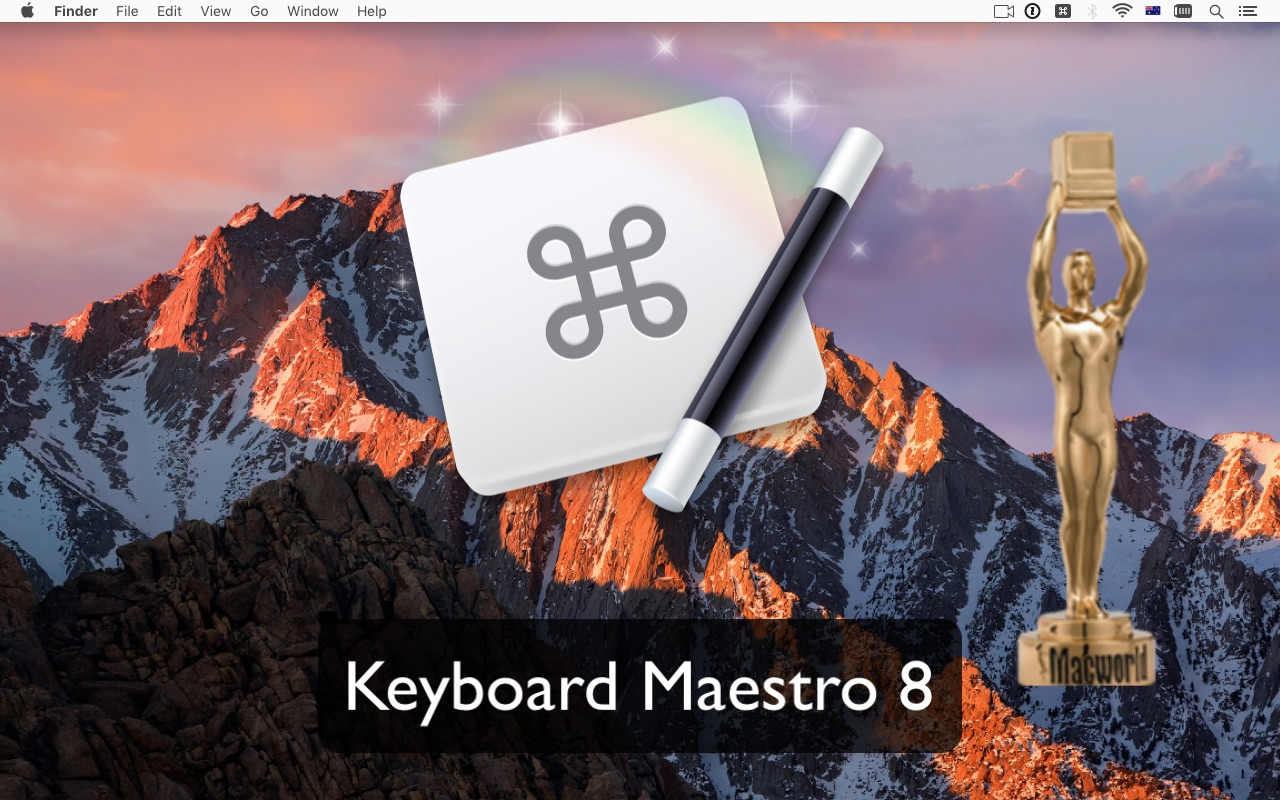Power Menu For Finder For Mac